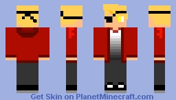 A SKIN FOR AN AWESOME FWEND :3 Minecraft Skin