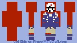Evileye Minecraft Skin