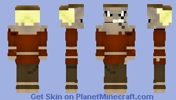 Scarecrow (BTAS) Minecraft