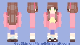 Mabel ;)))))) Minecraft Skin