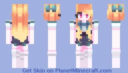 + Lolita + Minecraft Skin
