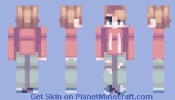+ Littleroot Town + Minecraft Skin