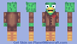 The Duck Guy Remake  - Don't Hug Me I'm Scared Minecraft Skin