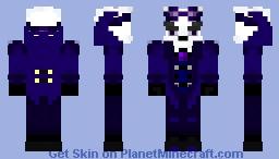 Ruben (Halloween) Minecraft Skin