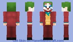 The Joker - 2019 Minecraft Skin