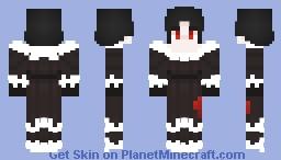 Edwardian Vampire Minecraft Skin