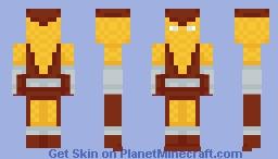 Shocker Minecraft Skin