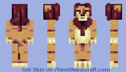 Simba ■Lion king■ Minecraft