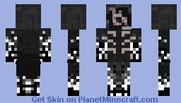 Harry Potter Dementor Minecraft Skin