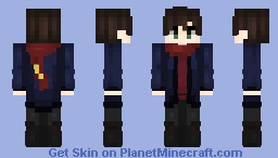 Callum || The Dragon Prince Minecraft Skin