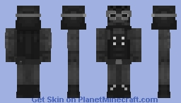 Spiderman Noir Minecraft