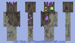 Sprite Wood Whisp Minecraft Skin