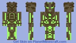 putrid tree Minecraft Skin