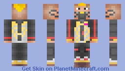 Tier 2 Drift (Fortnite) Minecraft Skin