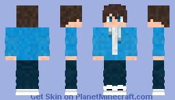 First Skin - Chrissy Minecraft Skin