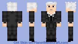 📼~Dr. Martin Brenner~📼 Minecraft Skin