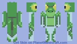 Mantis Minecraft Skin