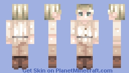 the 1700s // another request Minecraft Skin
