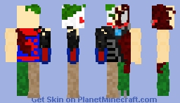 MONSDAY. my monster Minecraft Skin