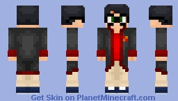 Harry Potter (Harry Potter and the Chamber Of Secrets) Minecraft Skin