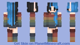 a skin lol xd Minecraft Skin
