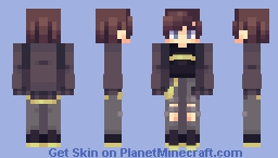 Slow Dance With You Minecraft Skin