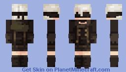 9S Minecraft Skin