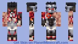 Overwatch - Genji (Blackwatch) Minecraft