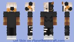 spooky boi Minecraft Skin