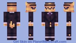 """📜ℭ𝔥𝔞𝔟𝔦𝔩𝔲𝔩𝔲📜""""A-A MYERRRRRDERRRR ??!"""" Minecraft Skin"""