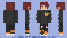터틀넥 // halloween (incorrect thumbnail) Minecraft Skin