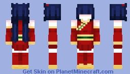 𝒥𝒾𝒶𝓃𝑔𝓈𝒽𝒾 Minecraft Skin