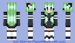 twist Minecraft Skin