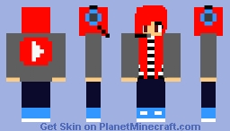 ThatToyBonnieGuy (Red-Haired) [4/26/2018-9/1/2018] Minecraft