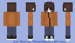 BACK?! owo Minecraft Skin