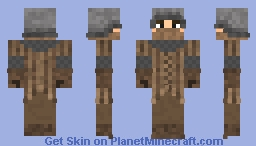 Medieval Man-at-Arms Minecraft Skin