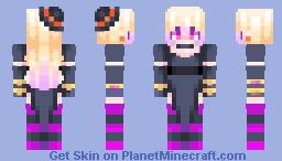 a witch lol Minecraft Skin