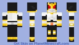 Kamen Rider Kuuga Growing Form Minecraft Skin