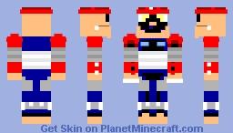 Gamma Minecraft Skin