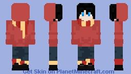 Gryffindor Fan Minecraft Skin