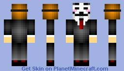 Hacker Minecraft Skin