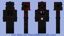 Inferno Squad Agent Minecraft Skin