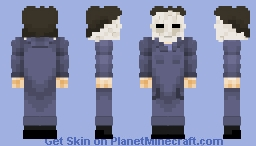 Michael Myers 2018 Minecraft