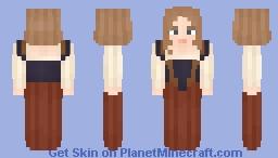 Peasant Maiden 3 [FREE USE] Minecraft Skin