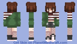 autumn grunge Minecraft Skin