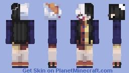 Clown 'Mal' Minecraft Skin