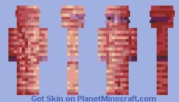 ℜomto-  The Mummy Minecraft Skin