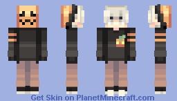 plus boy Minecraft Skin