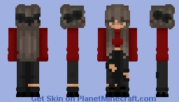 Blood And Hugs Minecraft Skin