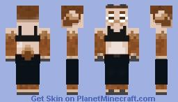 Munch the Goat Minecraft Skin
